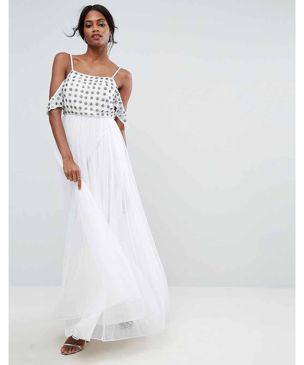 6f4b8f151e1 White Bridesmaid Dresses Asos - Gomes Weine AG