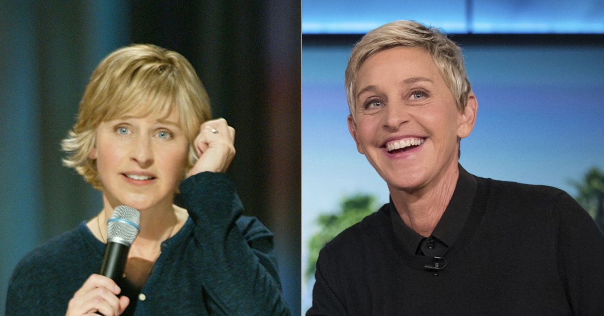 16 Things You Didn't Know About Ellen DeGeneres