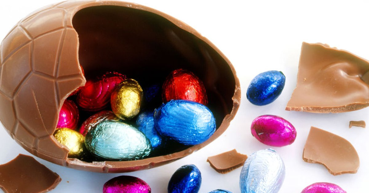 """Nine In Ten Easter Eggs Won't Say """"Easter"""" On The Packaging This Year"""