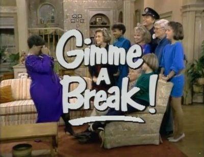 A scene from Gimme A Break!