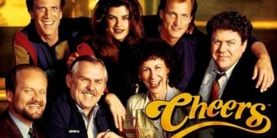 The cast of classic 80s sitcom Cheers