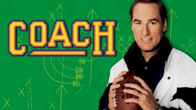 Coach 80s sitcom
