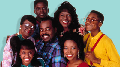 The main cast of Family Matters
