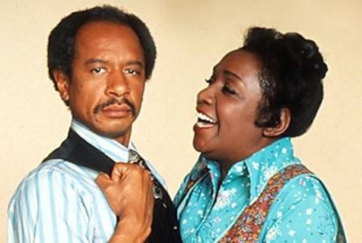 Publicity shot for the Jeffersons