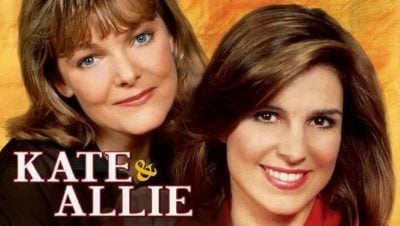 Kate and Allie together