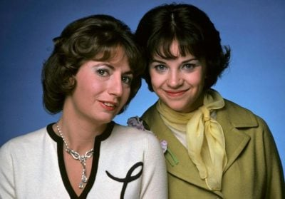 Laverne and Shirley together