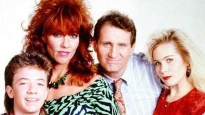 Main cast of Married...With Children