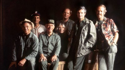 M*A*S*H* cast from the second half of its run