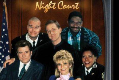 Night Court main cast
