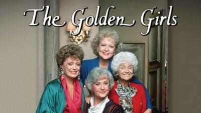 The Golden Girls together