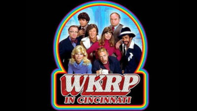 WKRP in Cincinnati 80s sitcom
