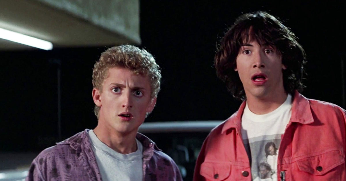 Third 'Bill and Ted' Film on Its Way?