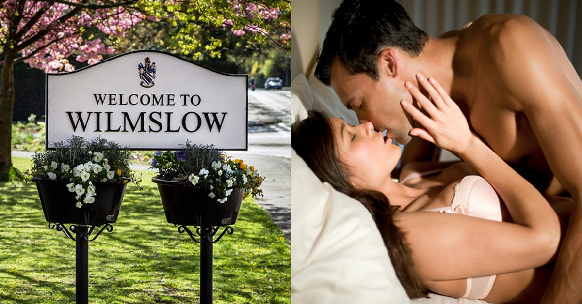 Top Ten UK Towns Where People Cheat The Most Revealed!