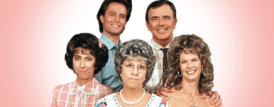 The cast of Mama's family