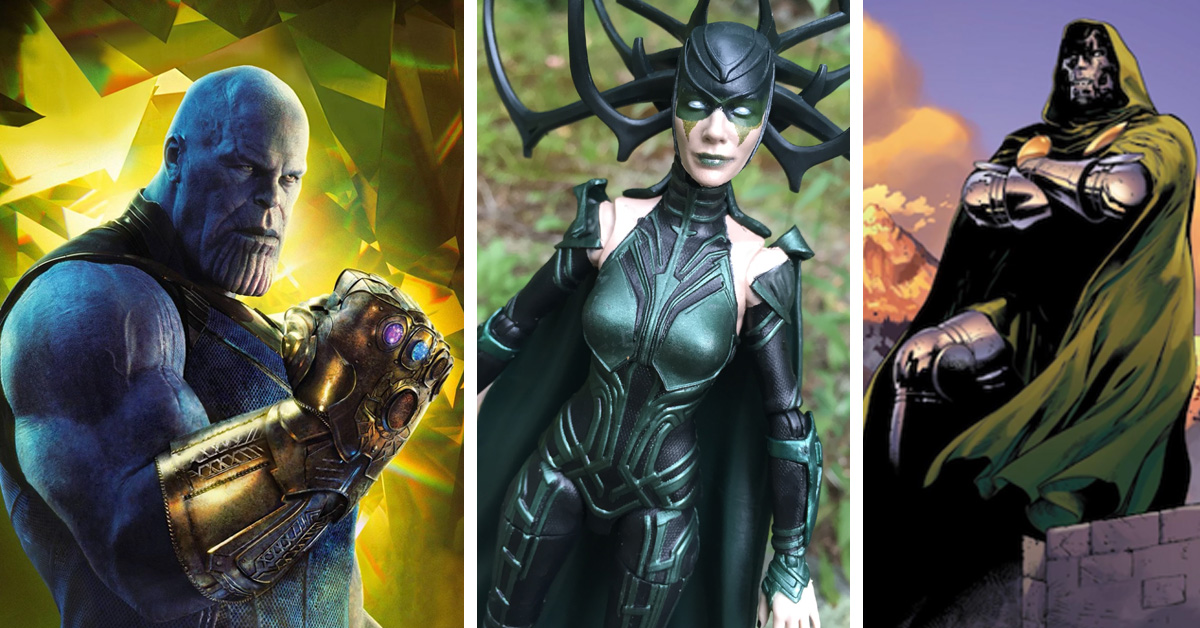 QUIZ: Which Marvel Villain Are You?