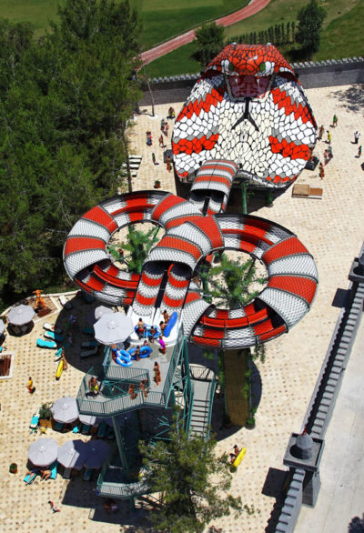 1 54 15 Of The World's Most Insane Water Slides