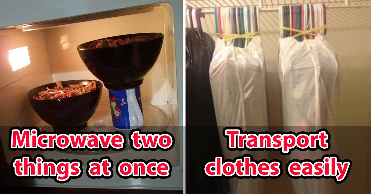12 Of The Best 'Hacks' That Will Change Your Life