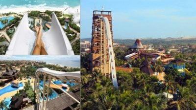3 46 15 Of The World's Most Insane Water Slides