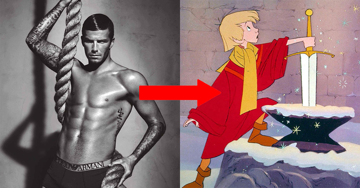 12 Things You Didn't Know About David Beckham