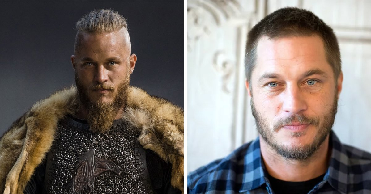 This Is What The Cast Of Vikings Look Like In Real Life
