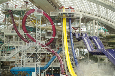 9 26 15 Of The World's Most Insane Water Slides
