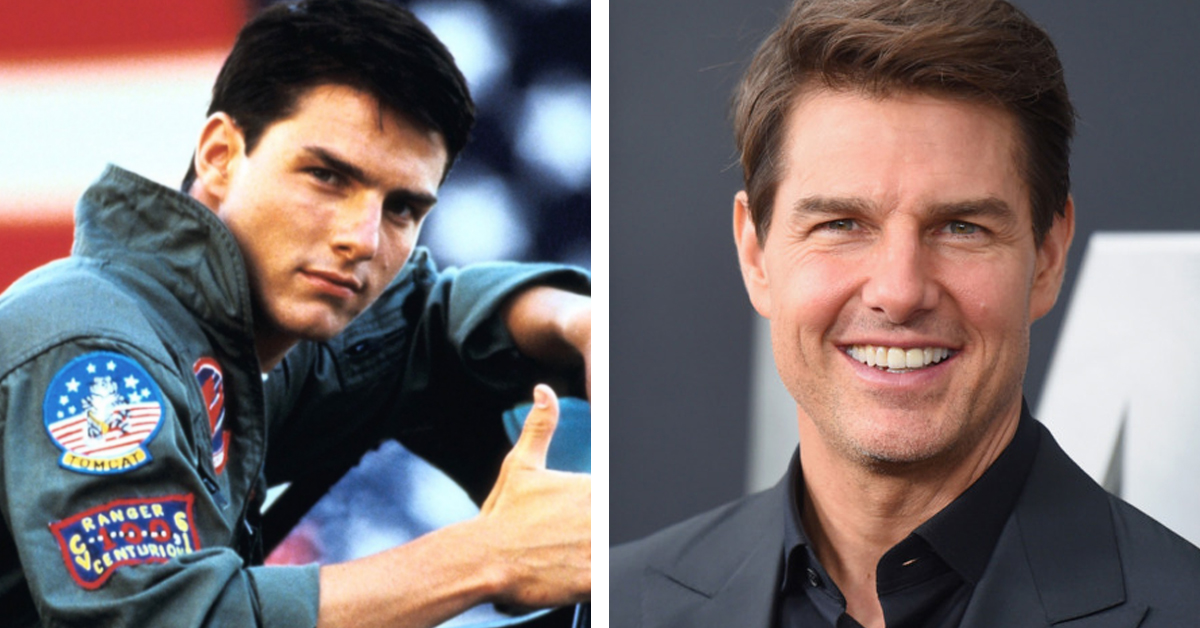 Tom Cruise Reveals The First Picture From 'Top Gun 2'