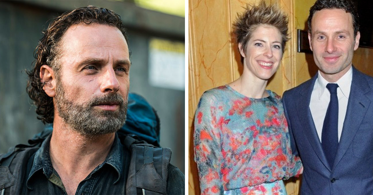 Here Are The Real-Life Partners Of The Walking Dead Cast