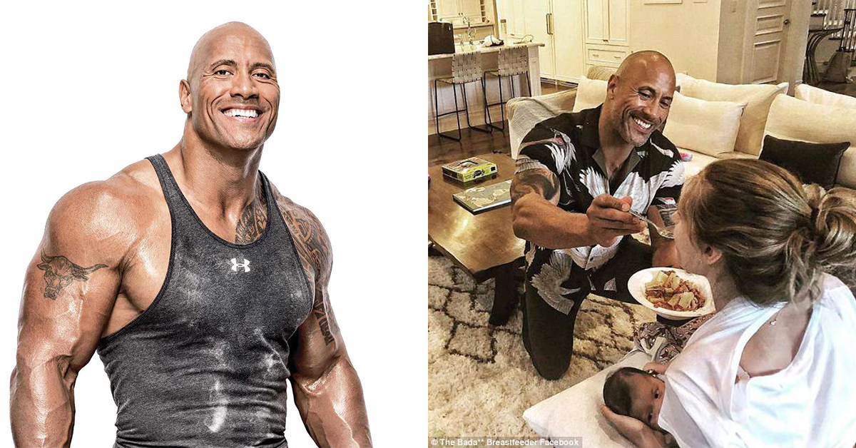 Dwayne 'The Rock' Johnson Is Praised On Social Media For His Latest Instagram Post