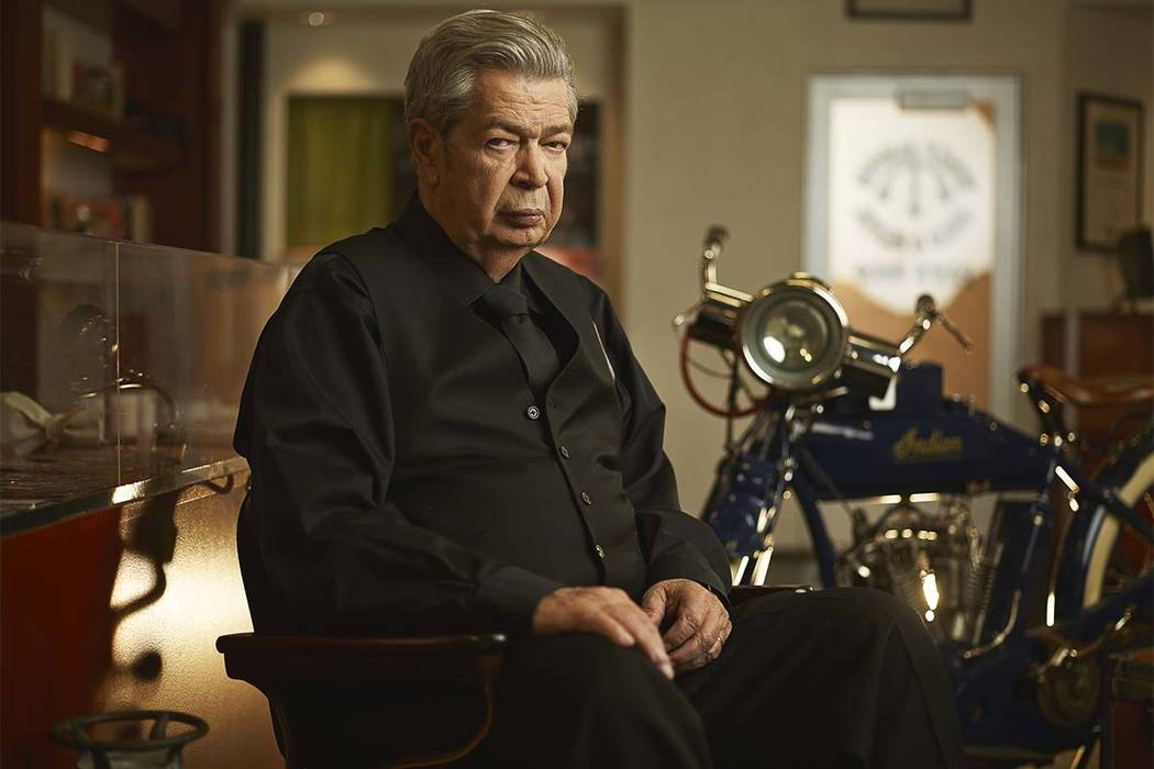 Richard 'Old Man' Harrison From Pawn Stars Cut His Son Christopher Out Of His Will