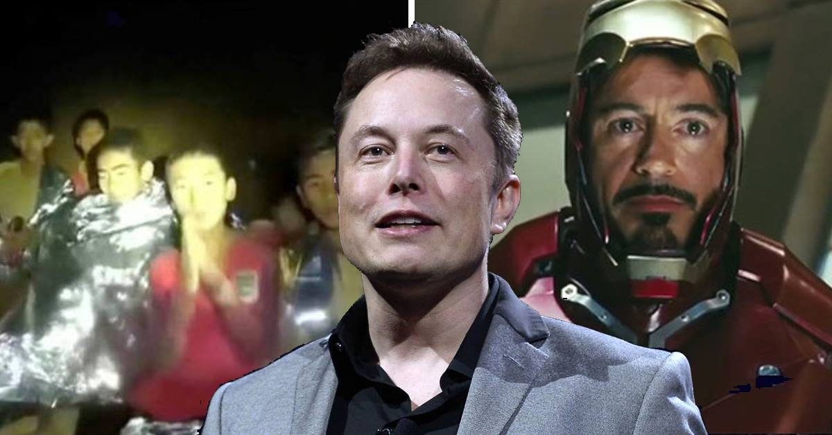 Elon Musk Offers Helping Hand In Thai Cave Rescue