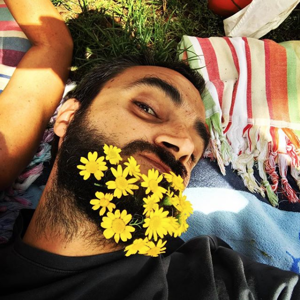 12 Of Instagram S Most On Point Coastal Looks: 15 Of The Best #FlowerBeards Instagram Has To Offer