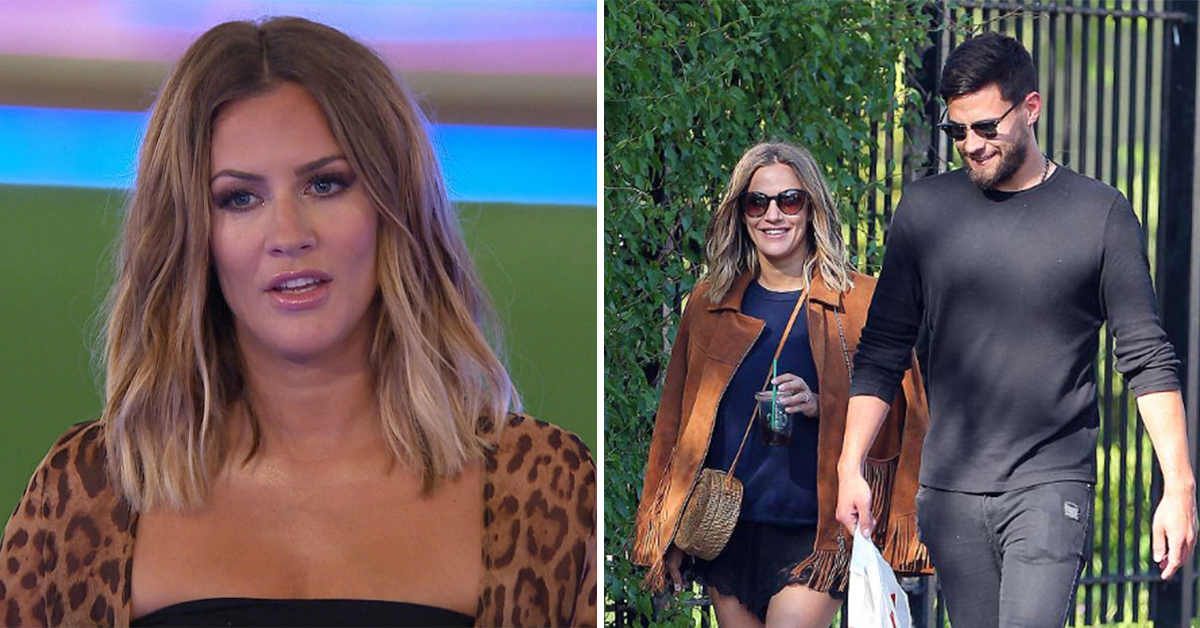 Caroline Flack Announces The End Of Her Engagement