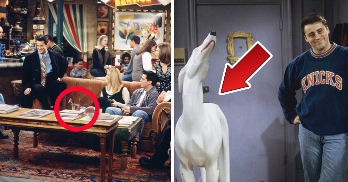 15 Things You Never Knew About Friends