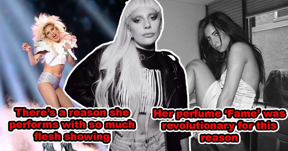15 OMG Facts About Lady Gaga