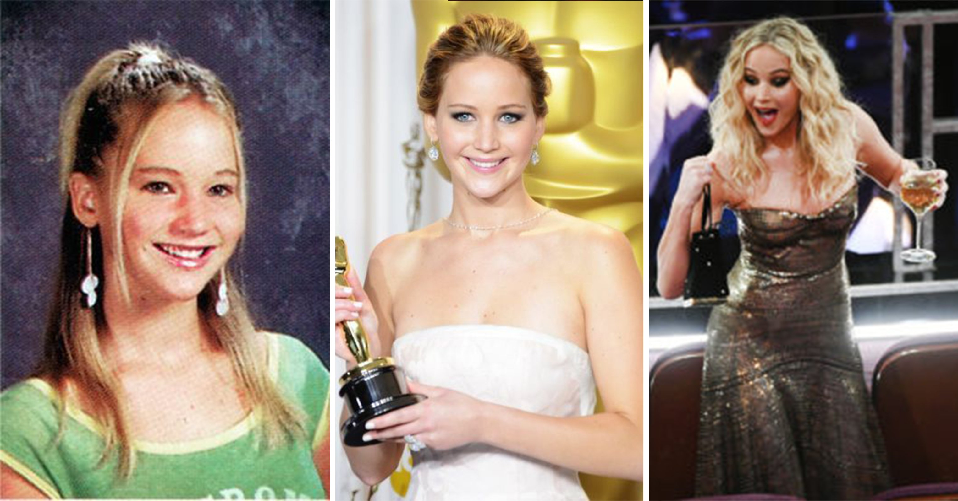 20+ Photos Of Jennifer Lawrence Through The Years