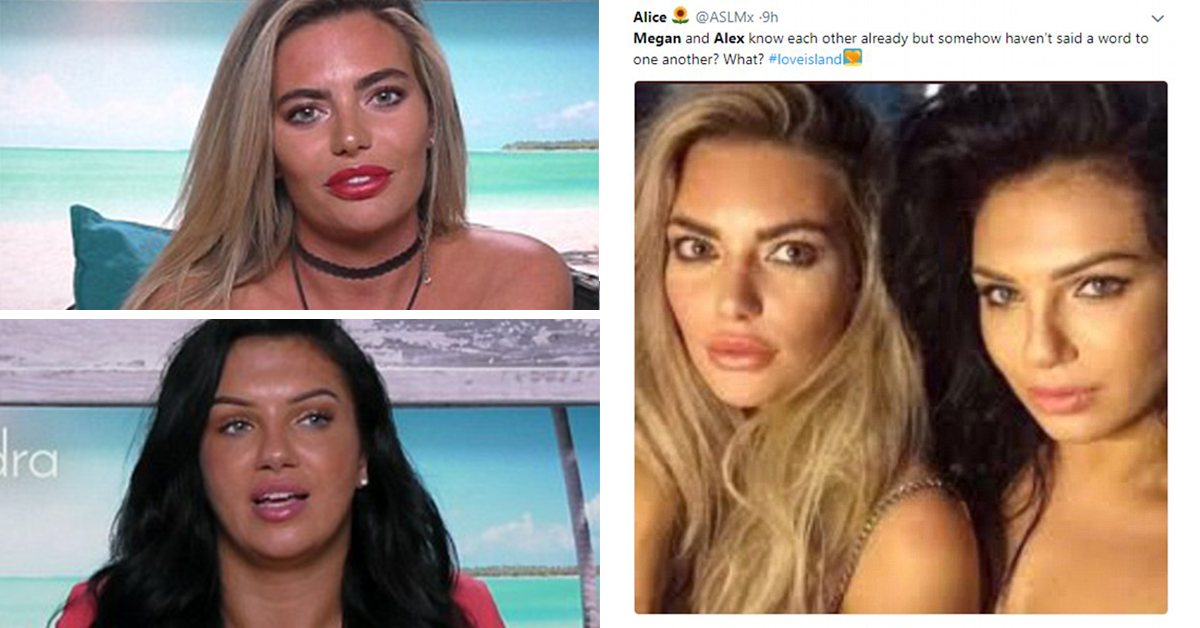 Fans Find New Evidence That Love Island Is Fixed