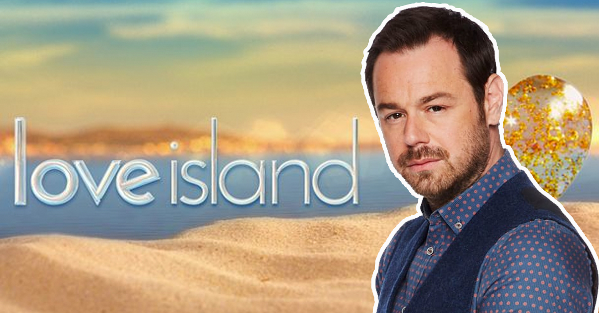 Danny Dyer Has Been Spotted On His Way To Love Island!