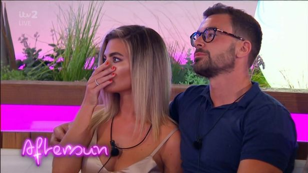 Love Island: Wes Returns To The Villa After Being Dumped By Megan