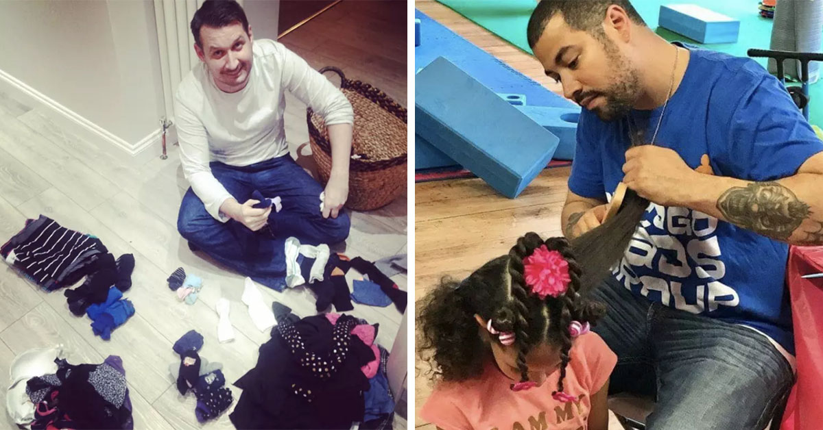 15 Men Who Prove That Being A Great Dad Is The Ultimate Sign Of Masculinity