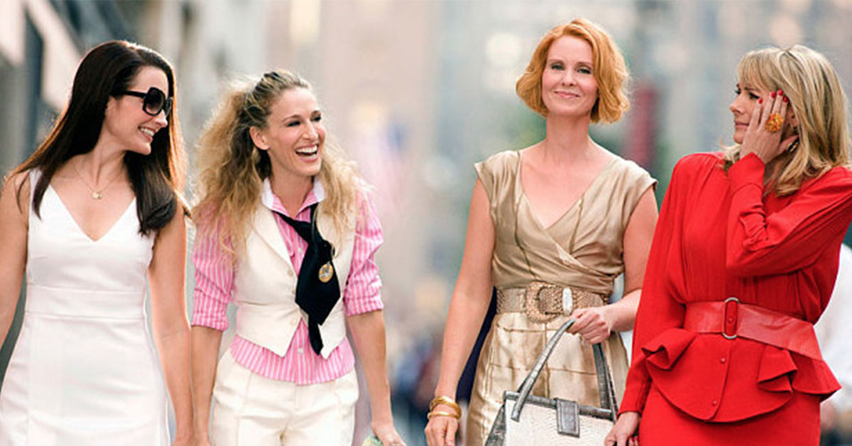 Recent Survey Shows Women Like Their Closest Friends More Than Their Own Partners