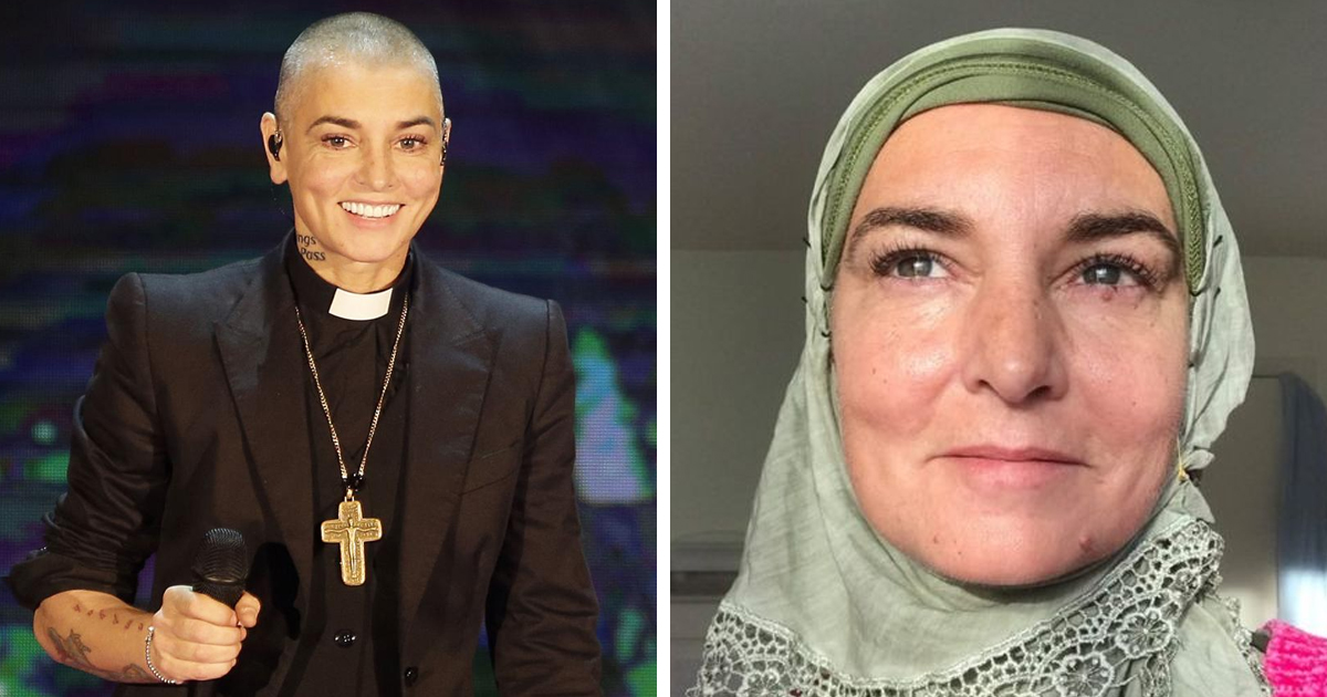 Sinead O'Connor Has Converted To Islam And Changed Her Name