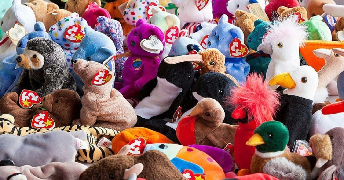 21 Beanie Babies that are Worth a Fortune 9a3b0f1018b