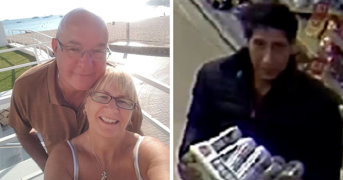 British Woman Convinced That Ross Geller CCTV Lookalike Is Her Long-Lost Son