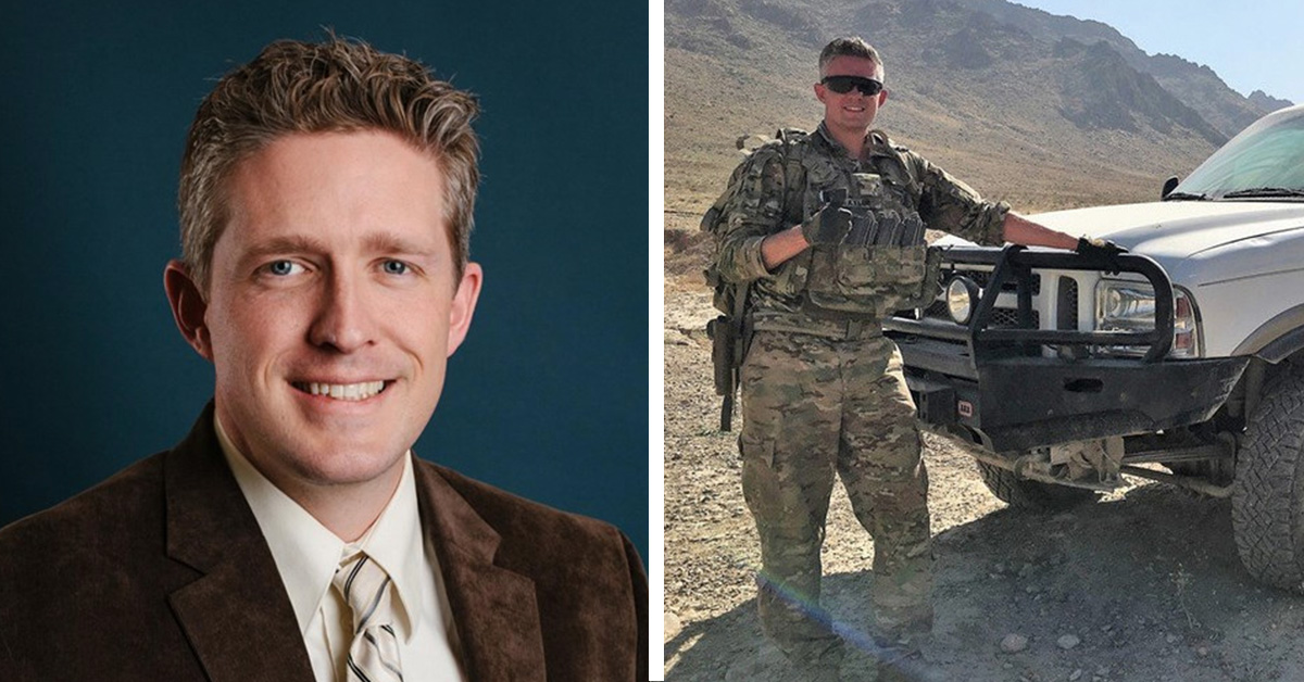 Brent Taylor, The Mayor Of Utah, Has Been Killed In An Afghan Attack