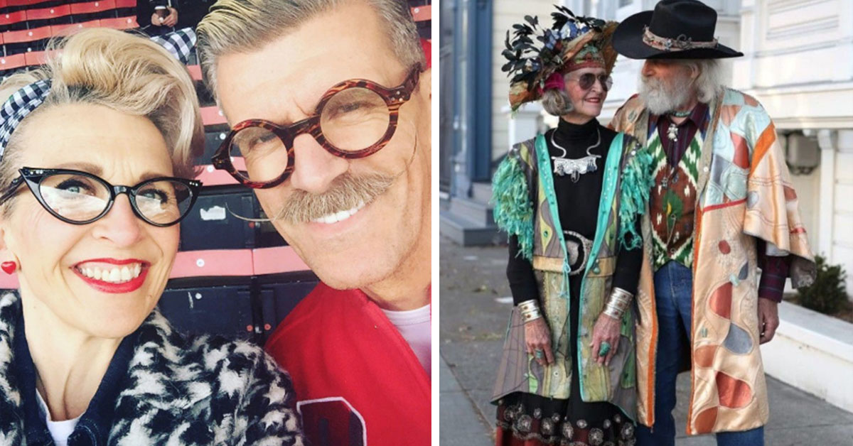 13 Rockin' Couples Who Are PROOF That Age Is No Barrier To STYLE