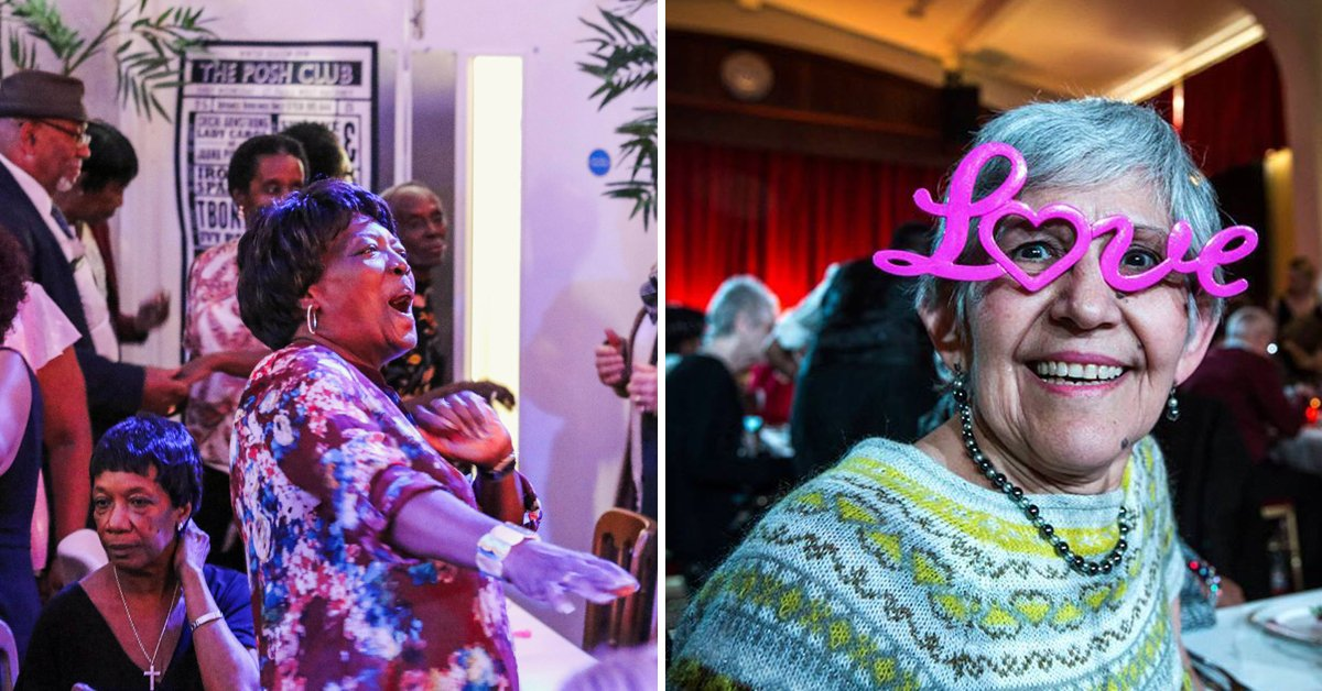 This Over-60s Nightclub Is Giving UK's Senior Citizens A New Lease On Life