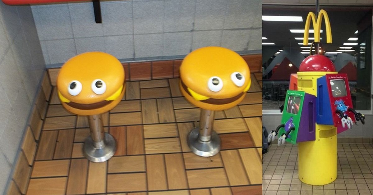 17 Things Everyone Who Went To McDonald's In The '90s Will Understand