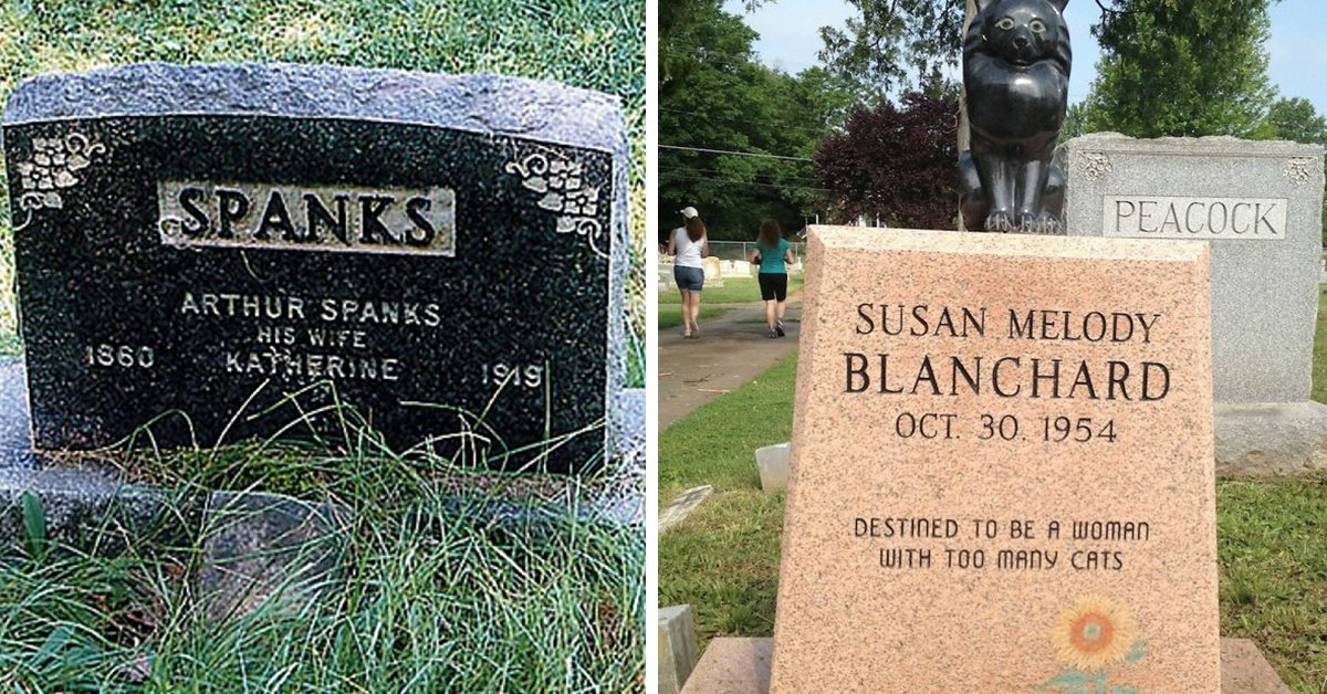 30+ Hilarious Gravestones From People Who Got The Last Laugh
