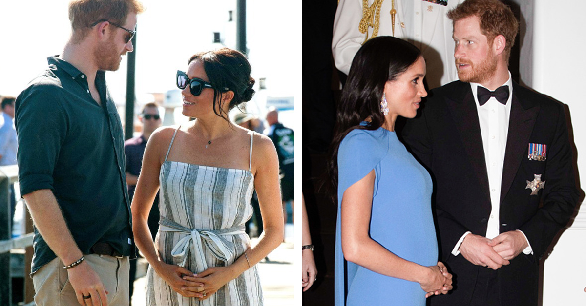 So It Turns Out Prince Harry And Meghan Markle's Baby Will NOT Be Raised As A Royal