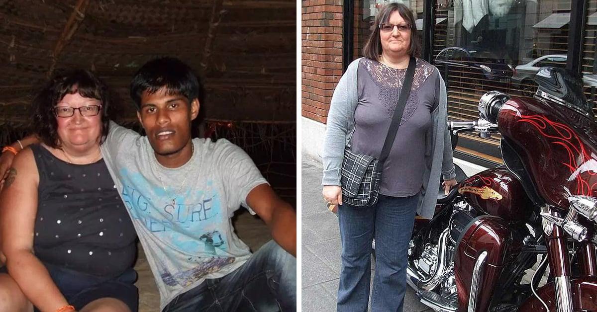 60-YO British Woman Feels 'Stupid' After Spending $115,730 On Her 26-YO Sri Lankan Toy Boy